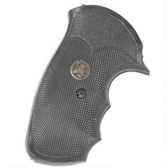 Pachmayr 03175 Gripper Grip Ruger Security Six Black