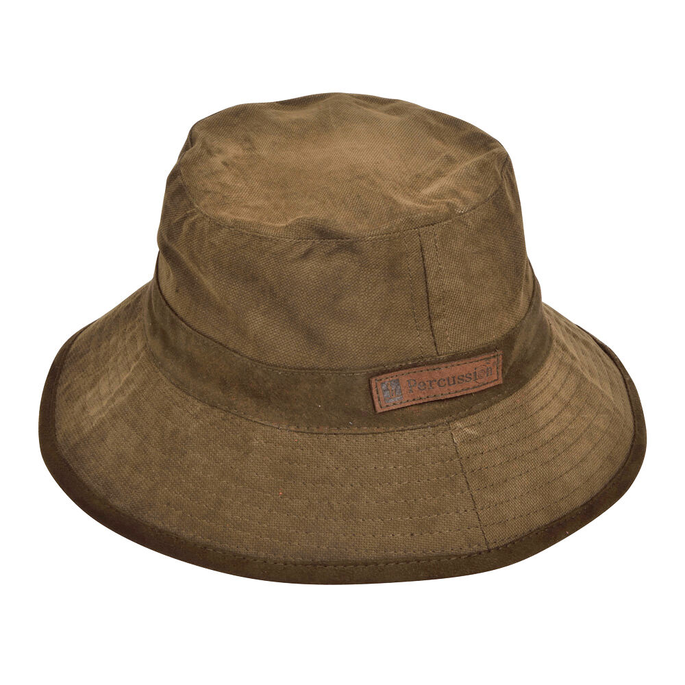 89c05ece019ef Details about REVERSIBLE PERCUSSION RAMBOUILLET FULL-BRIM HAT - BRONZE - Bucket Hunting Fishing