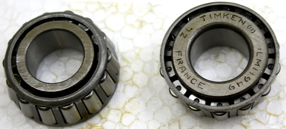 Timken Lm11949 Tapered Roller Bearing Lawnmower Deck