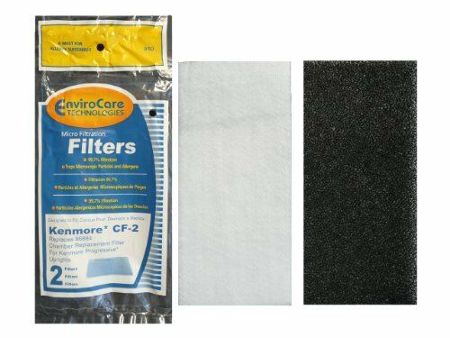 1 Kenmore Cf2 Foam Safety Vacuum Filter Upright