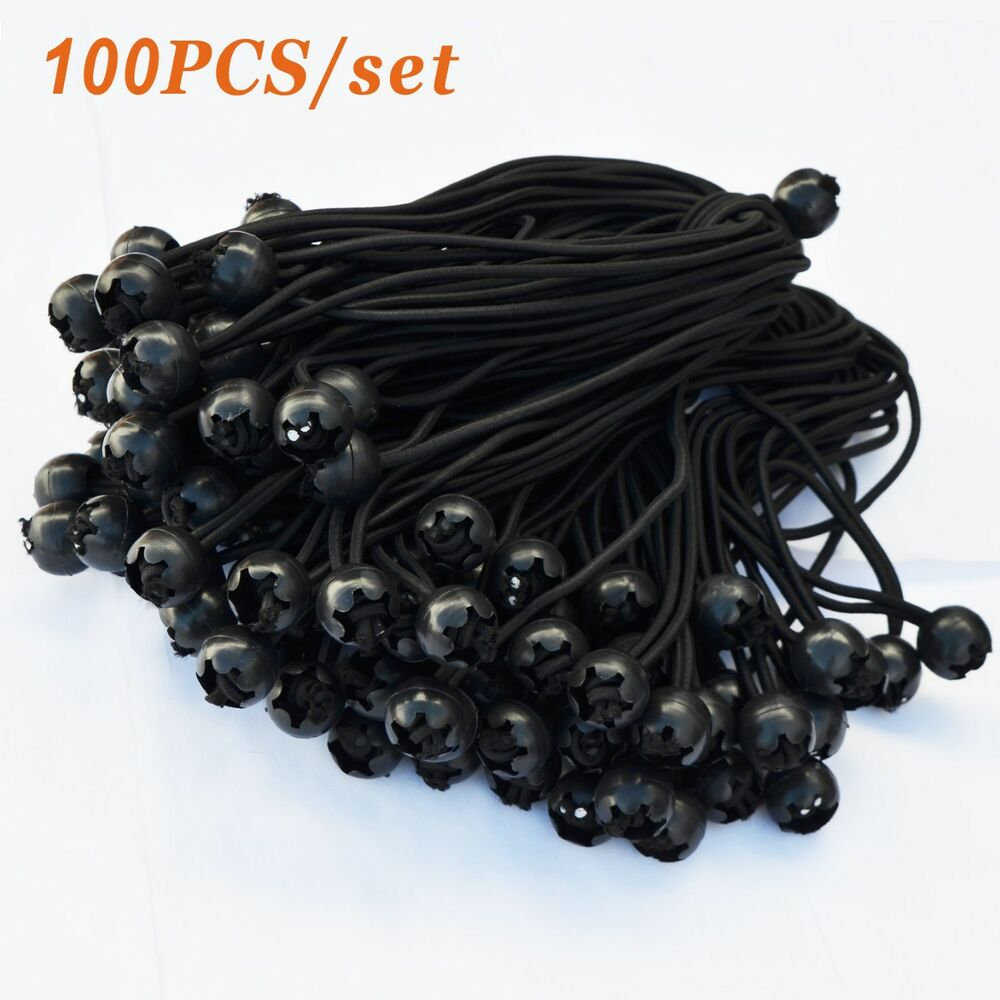 Ball Bungees Cord Tarp Party Tent Tie Downs Bungee Canopy