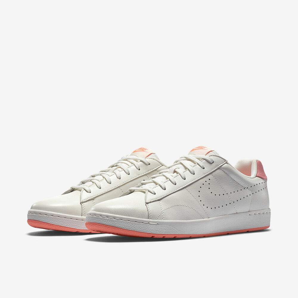 low priced e736c 0c1eb Details about NIKE TENNIS CLASSIC ULTRA LEATHER 749644-102 IVORYLAVA GLOW  SIZE 9,10,10.5,11.5