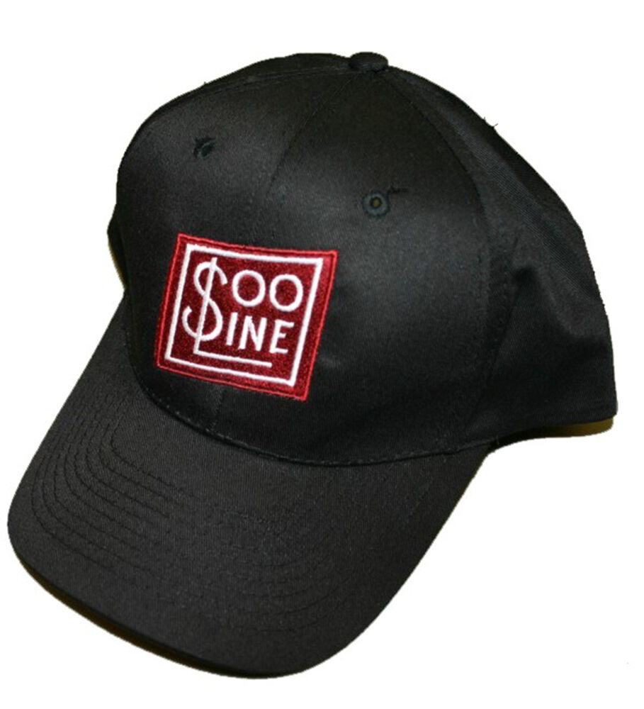 Soo line railroad embroidered hat ebay