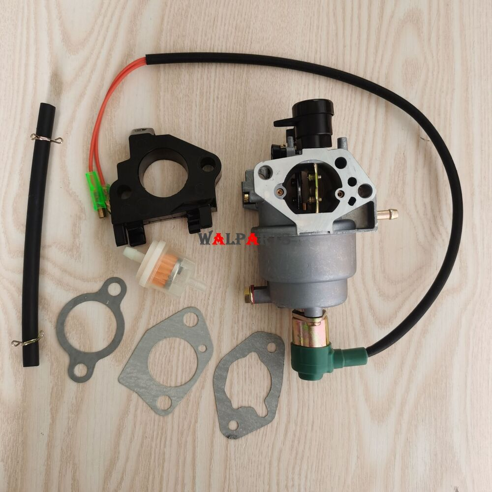 Carburetor Carb For Honeywell Hw5500 Hw6200 Generator 337cc 389cc Rep 100924a Ebay