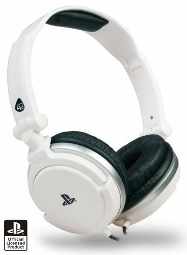 stereo gaming headset ps4 psvita pro4 10 weiss. Black Bedroom Furniture Sets. Home Design Ideas