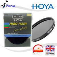 Genuine NEW Hoya HMC ND 400 Filter Neutral Density MULTI COATED Filter 82mm