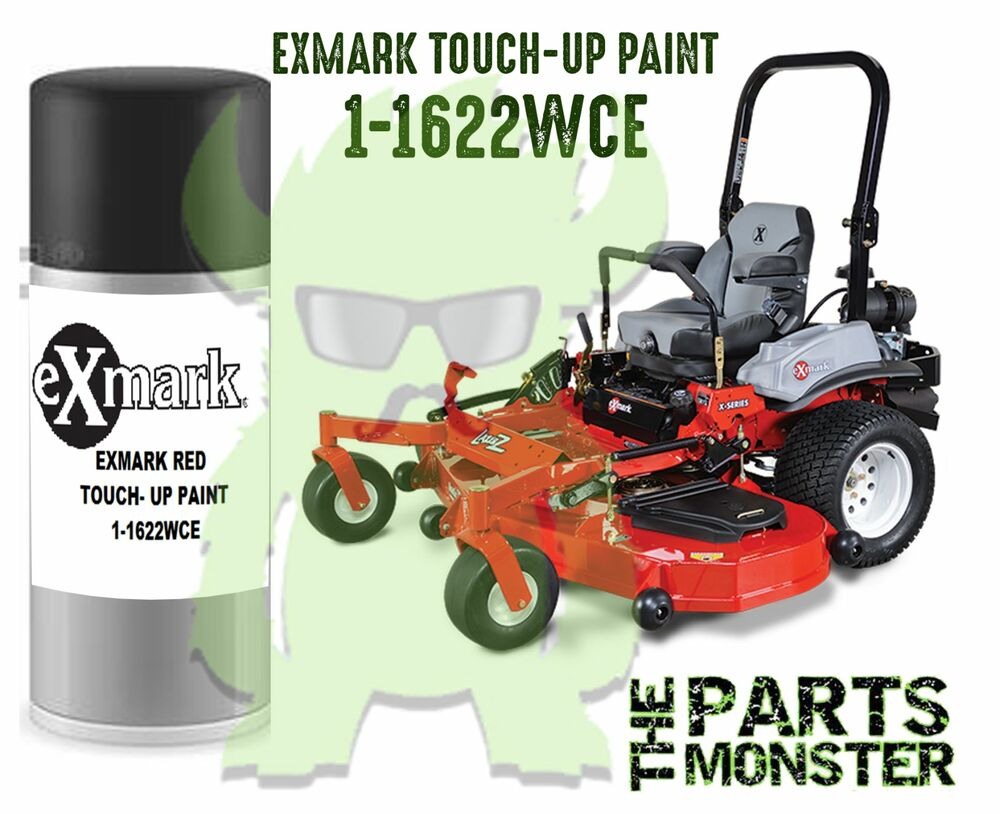 Toro Touch Up Paint