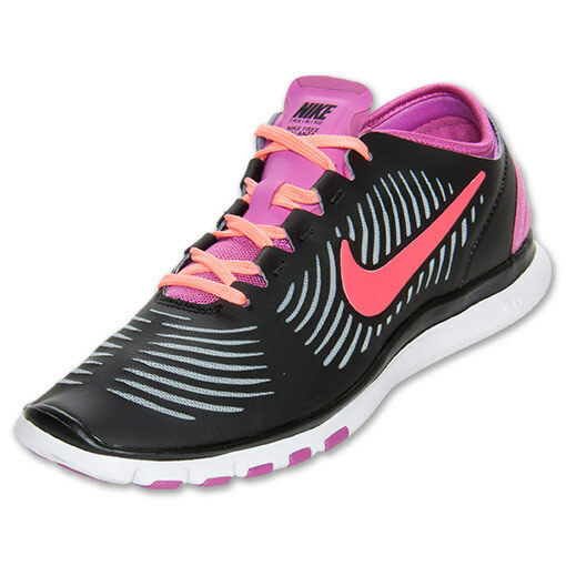 official photos 9fa48 2ed82 Details about Women s Nike Free Balanza Training Shoes, 599268 002 Sizes  6-10 Black Stealth Cl