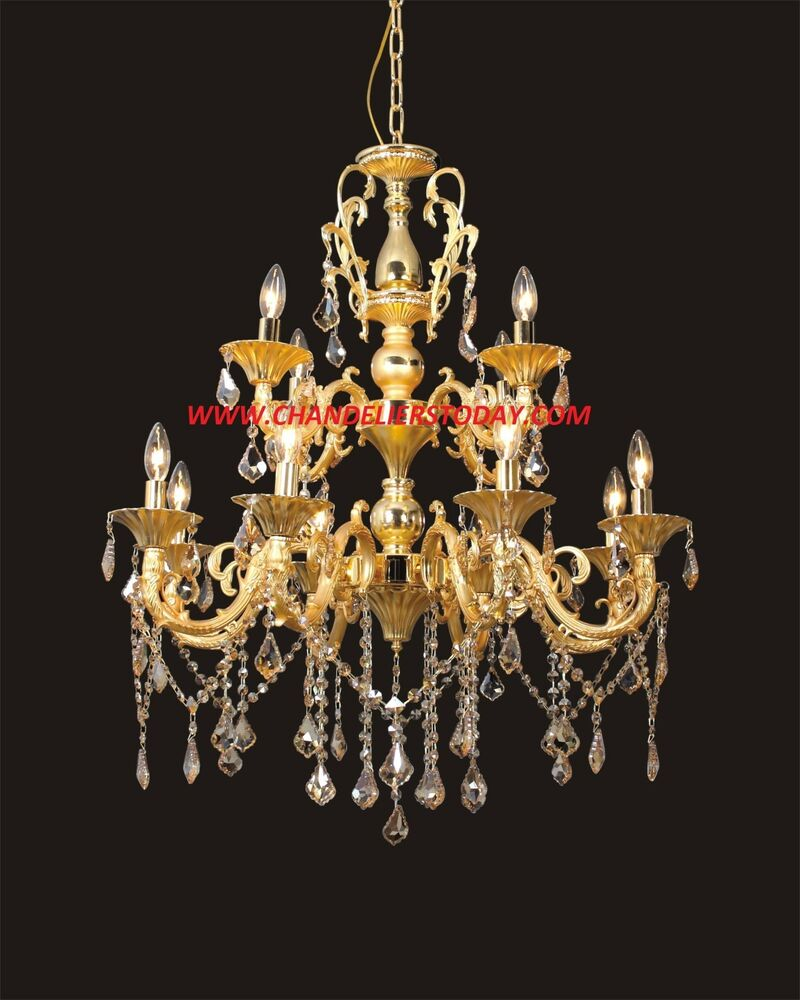 "Crystal Chandelier Wholesale Price 32""x36"" BEST PRICE AND"