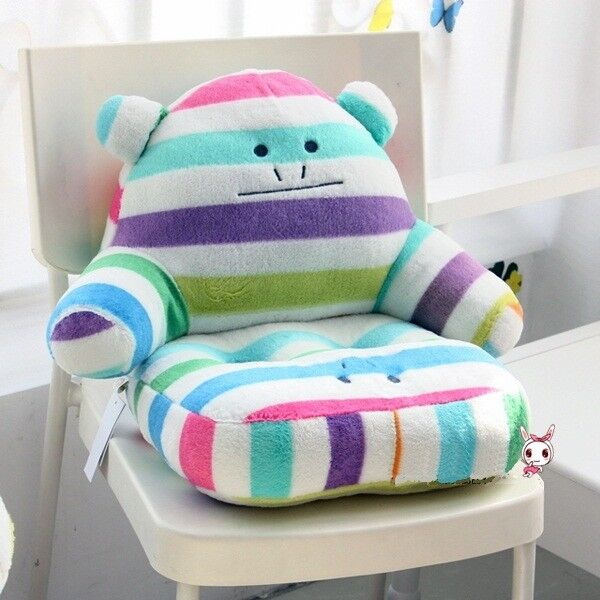 Home Decor Baby Kids animal shaped play feeding supporting Pillows Adorable! eBay