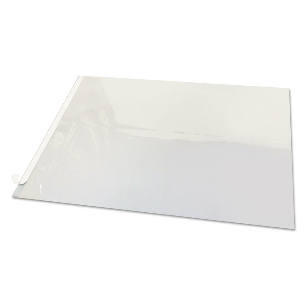 Artistic Second Sight Clear Plastic Desk Protector 36 X 20