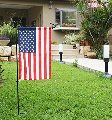 American Flag and Stand Rubber Stopper Anti Wind Clip
