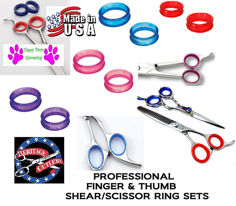 Rubber Finger And Thumb Rings