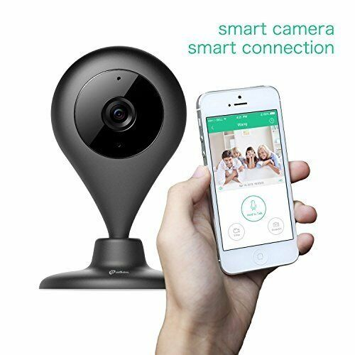 Mini Security Camera System Wireless Wifi Home