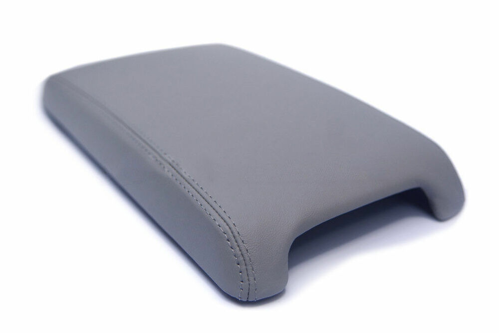 Armrest Center Console Leather Synthetic Cover For Toyota