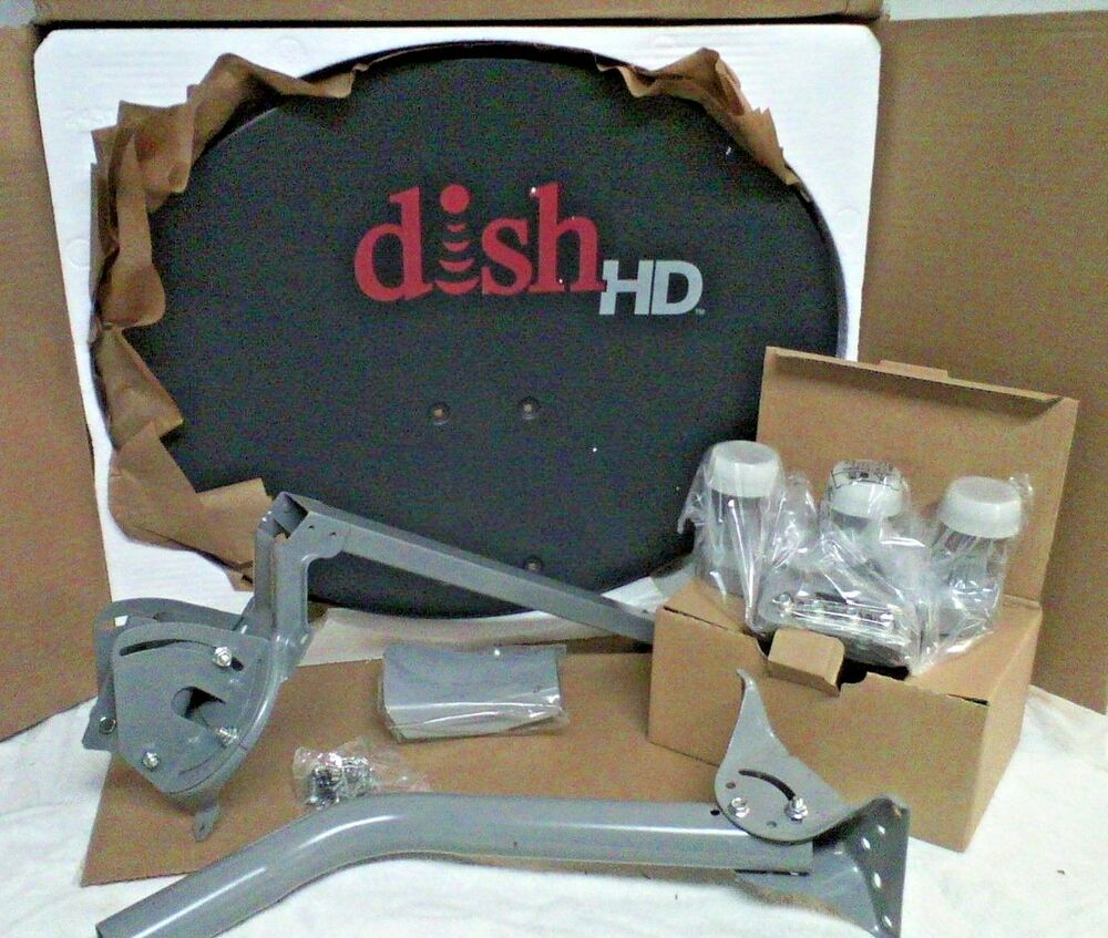 Dish Network For Rv >> Dish 1000.2 COMPLETE SATELLITE ANTENNA Western Arc 110 119 ...