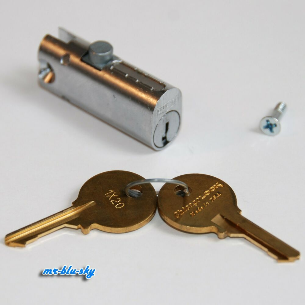 kitchen cabinet locks with key compx chicago c5001lp file cabinet lock w 2 ebay 19104