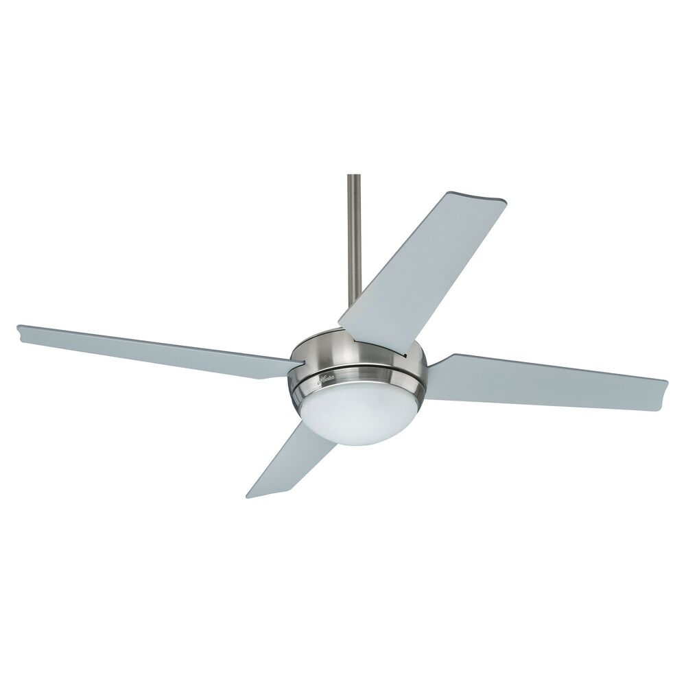 Hunter Sonic Ceiling Fan W Integrated Light 52 Quot 4 Blades