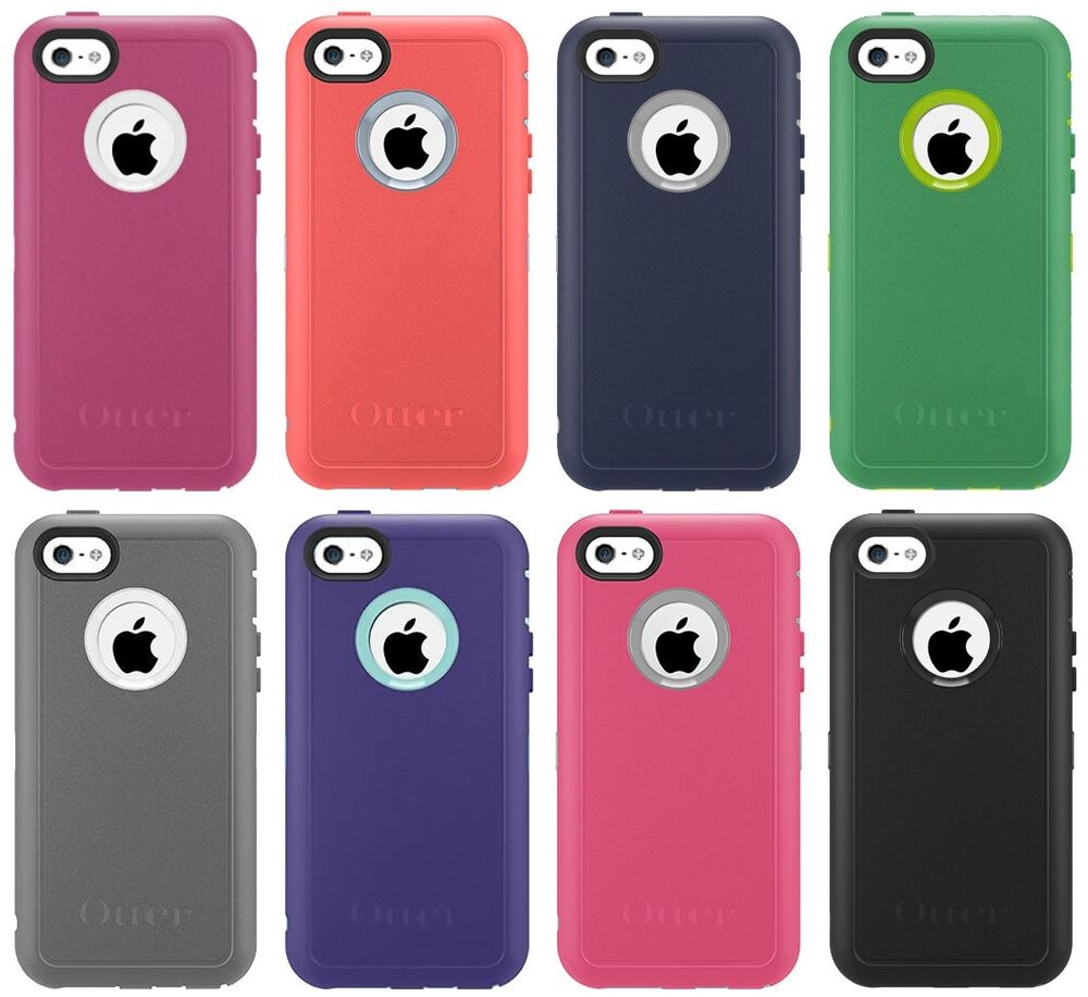 otterboxes for iphone 5c original oem otterbox defender series for apple 1238