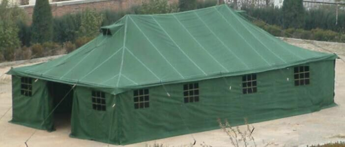 20 Person Military Barracks Army Tent Camping Hunting