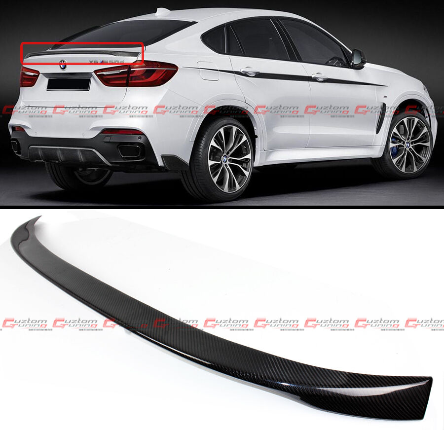 Bmw X6m Horsepower: For 2015-2017 BMW F16 X6 Carbon Fiber Performance Style