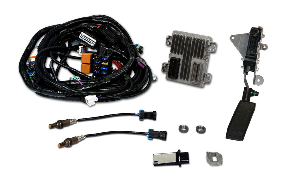 Ls1 Wiring Harness Stand Alone : Ls stand alone wiring harness