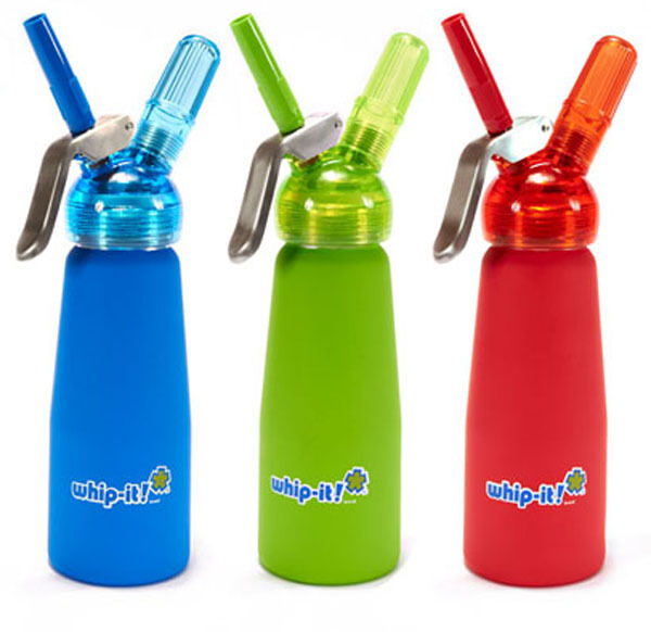 Whip It Dispenser ~ Whip it dispenser whipits cream charger stainless steel ¼