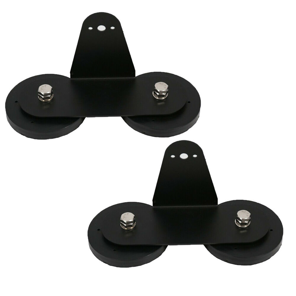2x Powerful Magnetic Base Mount Bracket Led Work Light Bar