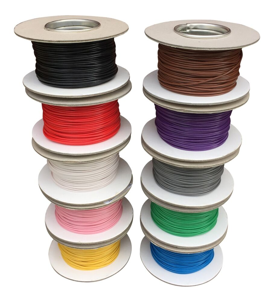 Car Electrical Wire Colours