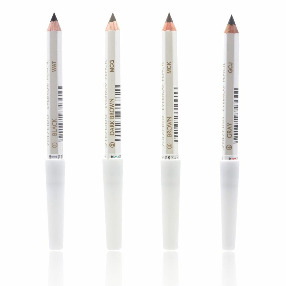 Shiseido Japan Eyebrow Pencil Makeup Black Dark