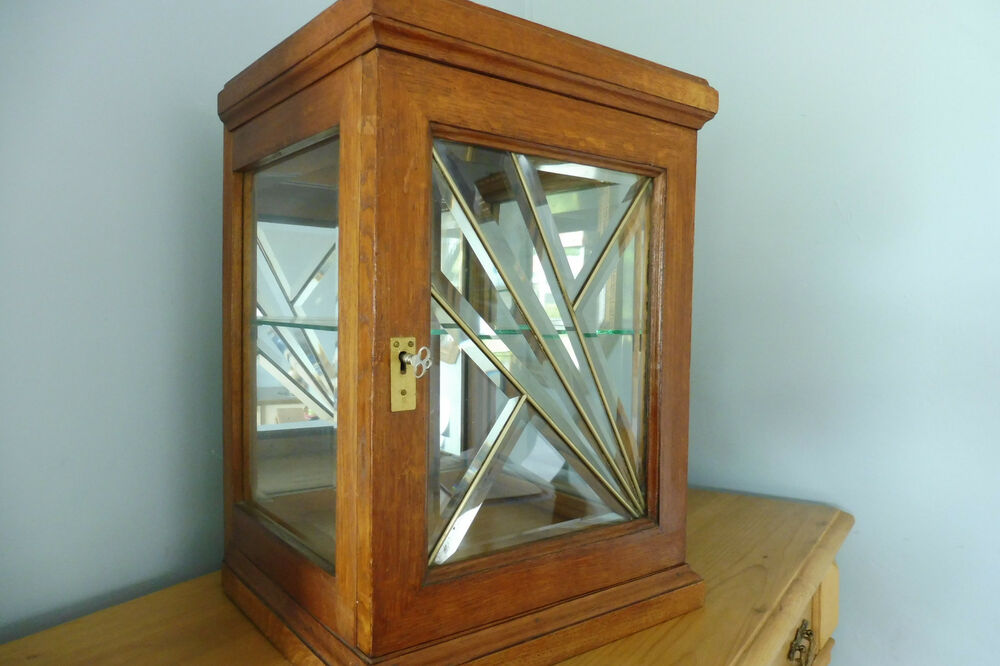 Antique French Medicine Cabinet Wall Cabinet Display