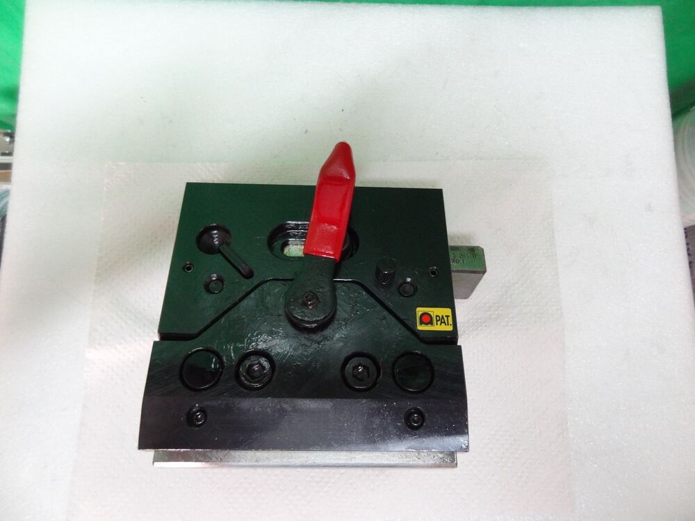 Amada one touch punch holder die clamps for