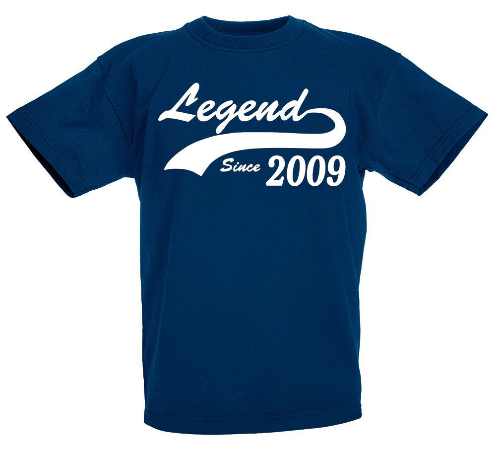 Details About Legend 2006 T Shirt 13th Birthday Gifts Presents Gift Ideas For 13 Year Old Boys