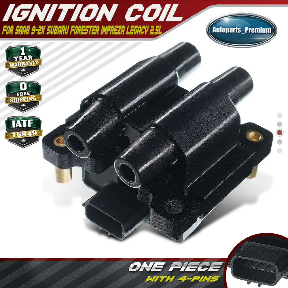 Ignition Coil Pack For Subaru Forester Impreza Legacy Outback 2005