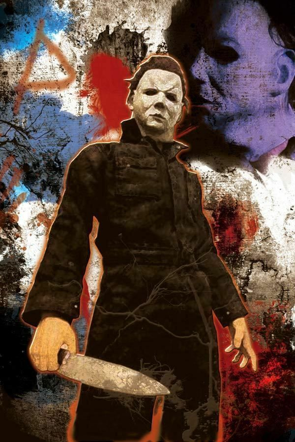 Michael Myers Halloween Quot The Curse Of Thorne Quot 11 X 17 High