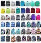 Authentic Jansport Superbreak Backpack Black Grey Blue Red Purple School bookbag