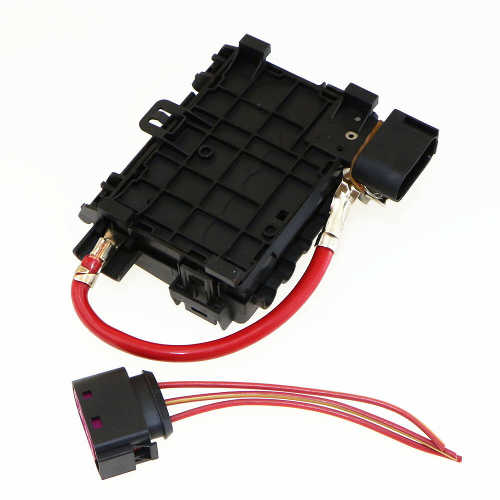 battery fuse box plug cable for audi a3 vw jetta golf mk4. Black Bedroom Furniture Sets. Home Design Ideas