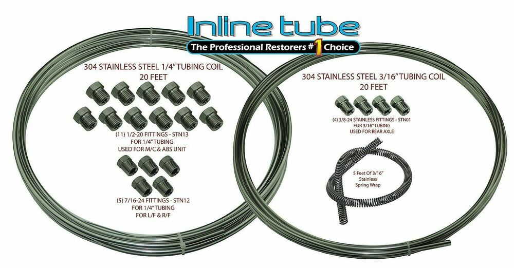 1999 Tahoe Brake Lines Stainless Steel : Chevy gmc truck stainless steel brake line