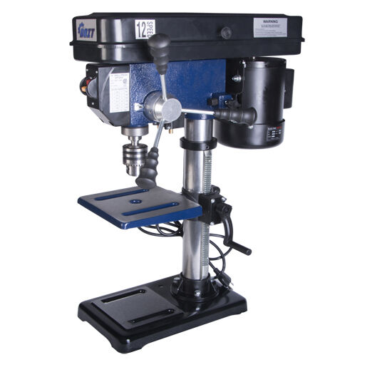 craftsman 10 inch bench drill press with motor tools power