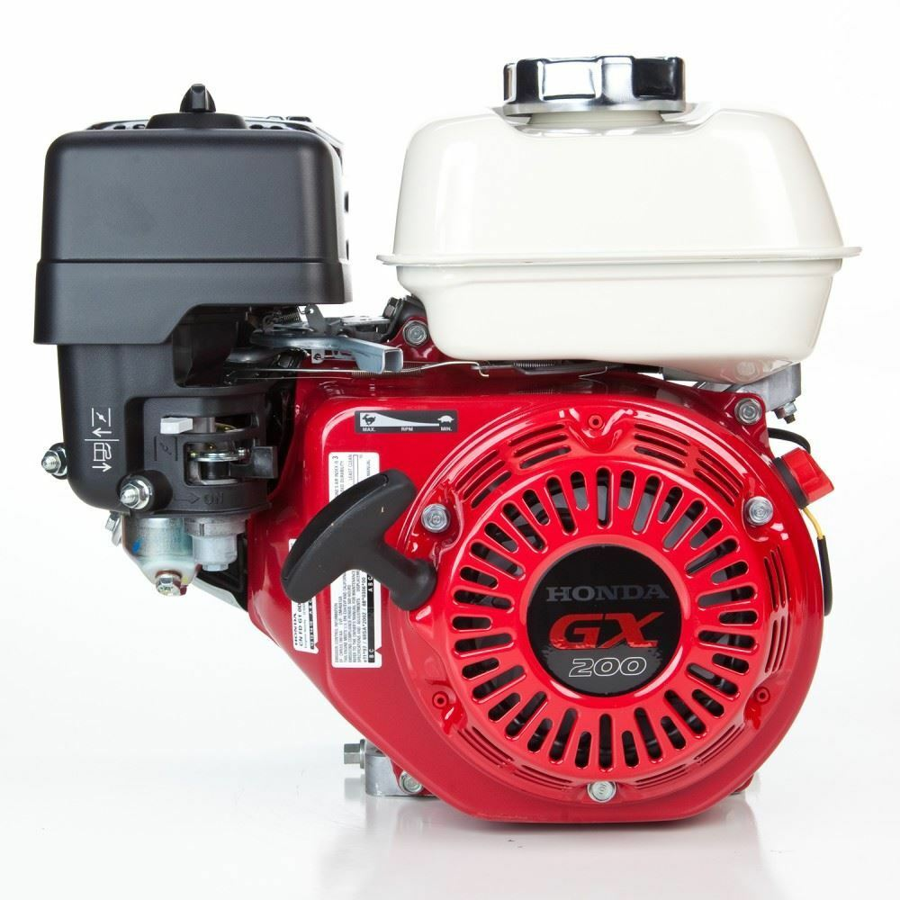 Honda Horizontal Engine