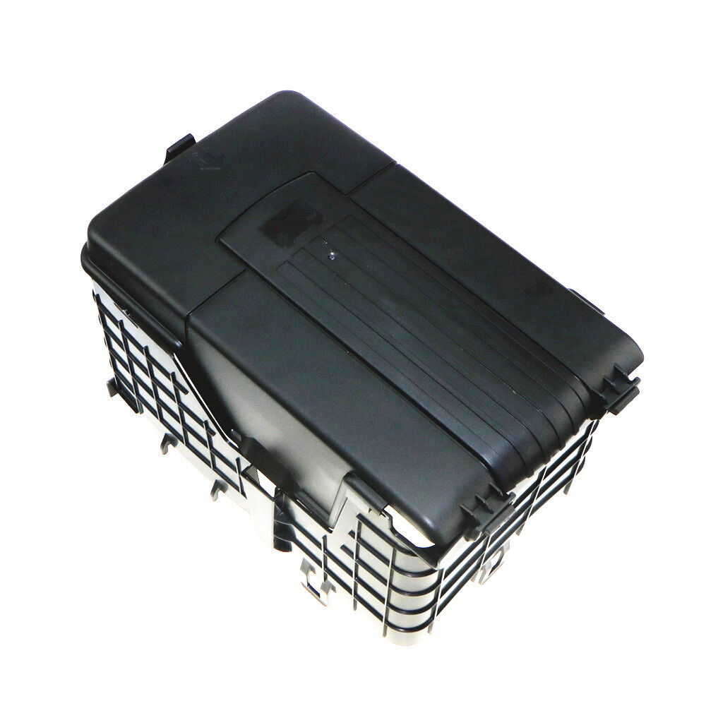 battery cover dust cover assembly for vw jetta golf mk5 mk6 passat b6 audi q3 a3 ebay. Black Bedroom Furniture Sets. Home Design Ideas