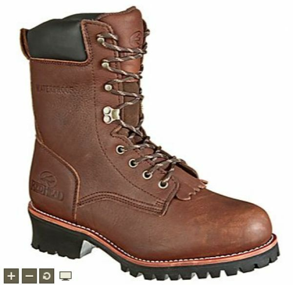 Who makes redhead boots