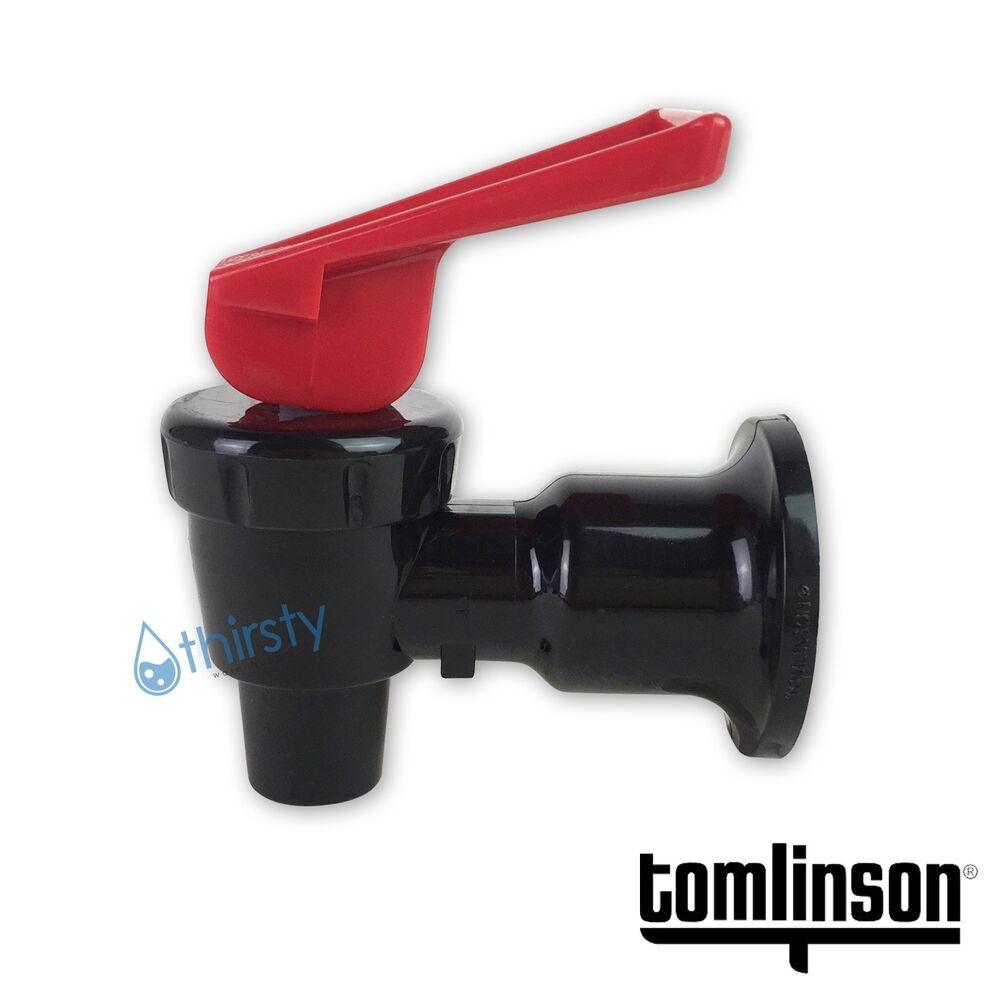 Red (Hot) Water Cooler Spigot Faucet Dispenser Replacement Tomlinson ...