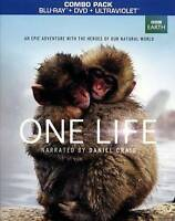 One Life (Blu-ray/DVD, 2013, 2-Disc Set) Excellent!!!