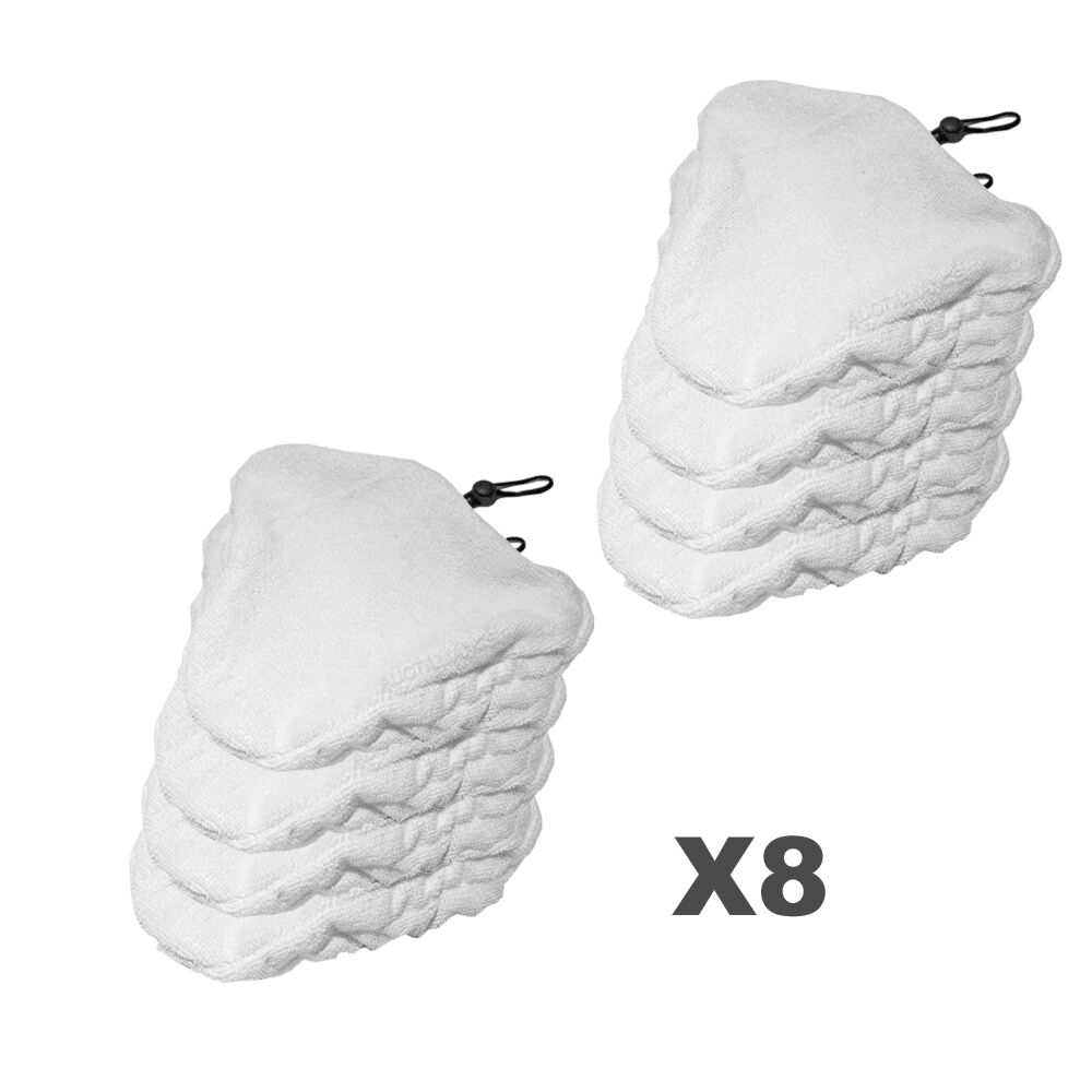 Clean Co Compatible Steam Mop Pads For Steamboy Amp Bissell
