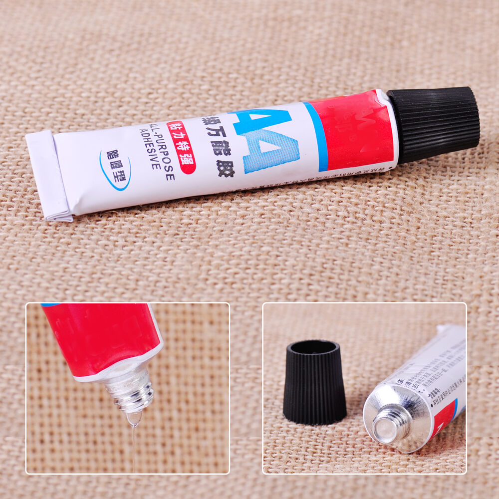 20ml Gel Strong Leather Rubber Metal Wood Adhesive Shoe