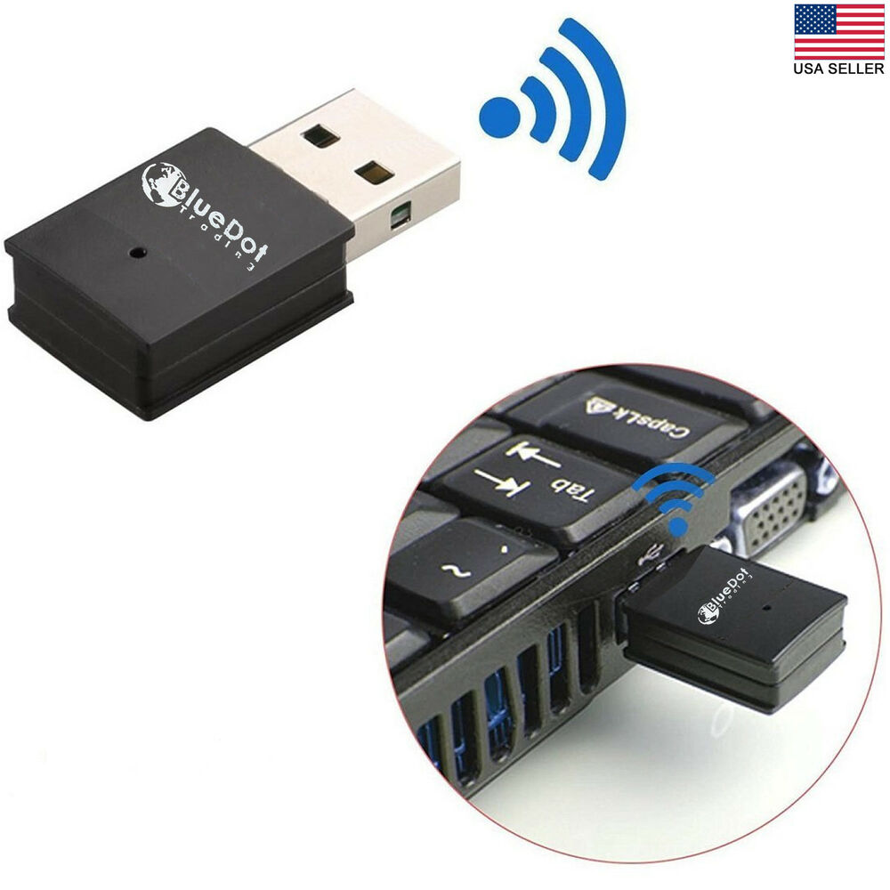 mini 300mbps usb wireless wifi lan network receiver card adapter for desktop pc ebay. Black Bedroom Furniture Sets. Home Design Ideas