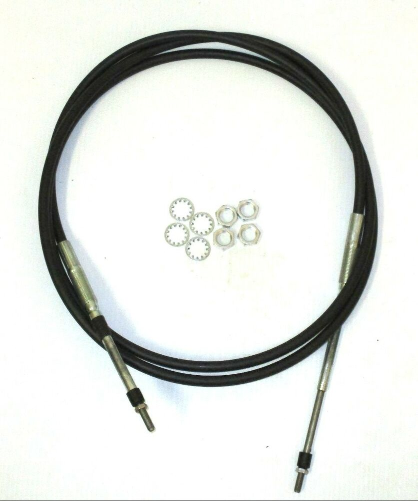 Pto Control Cable : Buyers products bbu quot universal control cable