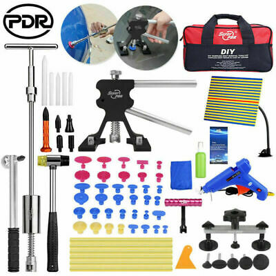 PDR tools Dent Puller Lifter Paintless Dent Repair Kit Hail Removal Slide Hammer