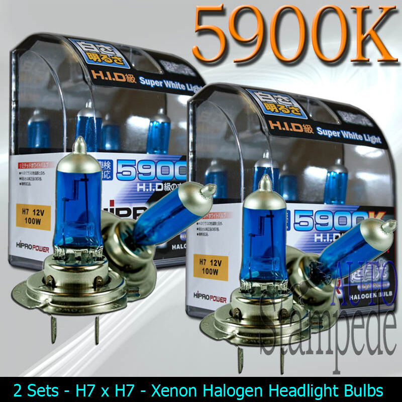 Xenon Hid Halogen Headlight Bulbs 2002 2003 2004 2005 2006 Bmw 325i 325ci 325xi Ebay
